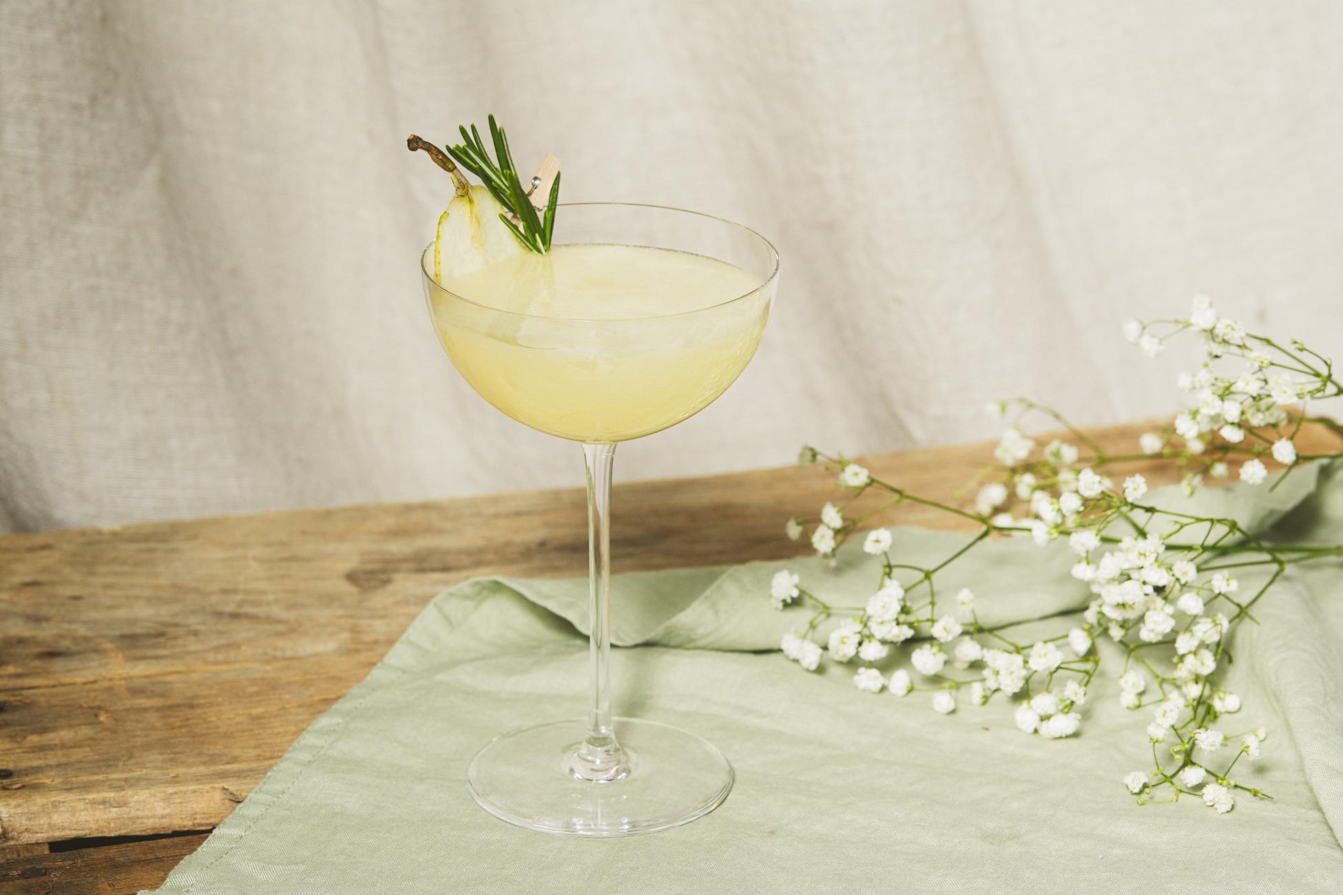 Martini à la Poire